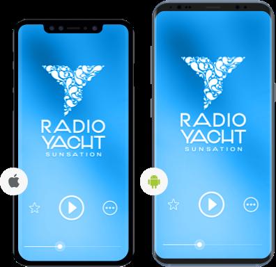 Radio Yacht Smartphone App