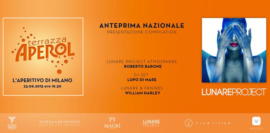 Terrazza Aperol - Aperitivo Milano 2015