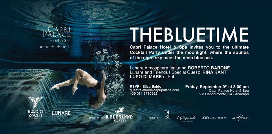 Capri Palace - The Blue Time